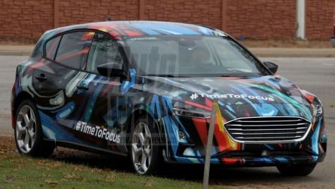 Așa arată noul Ford Focus: Imagini în premieră cu noua generație
