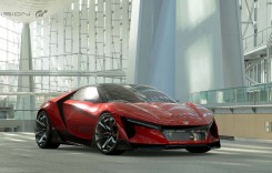Baby NSX este Honda Sports Vision Gran Turismo
