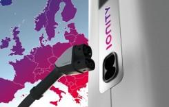 Mega rețea de stații de încărcare pentru mașini electrice în Europa