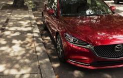 Noua Mazda6: Facelift substanțial pentru sedanul nipon