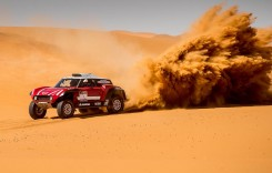 Dakar Rally 2018: Noile modele Mini ale echipei X-raid