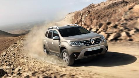 Renault Duster: Care sunt diferențele față de Dacia Duster