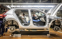 Producția Volvo XC40 a demarat în Belgia