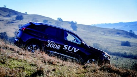 TEST PEUGEOT 3008 1.6 BLUE ALLURE