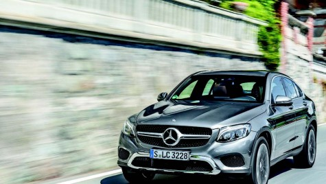 Test – Mercedes-Benz GLC Coupe