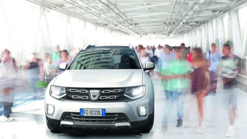 Dacia Duster 2 – noi informații