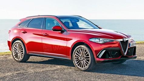 După Stelvio, Alfa Romeo pregătește un rival pentru X5