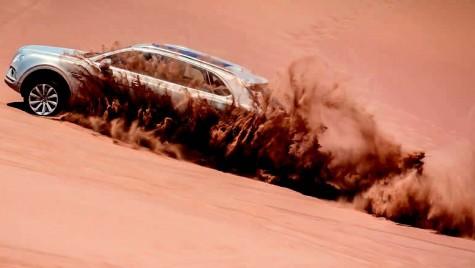 Fascinație – Bentley Bentayga W12
