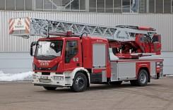 România are flotă modernă. 80 de autoscări de pompieri vin din Germania