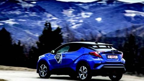 Record Toyota – 45% dintre modelele vândute în Europa au fost hibride