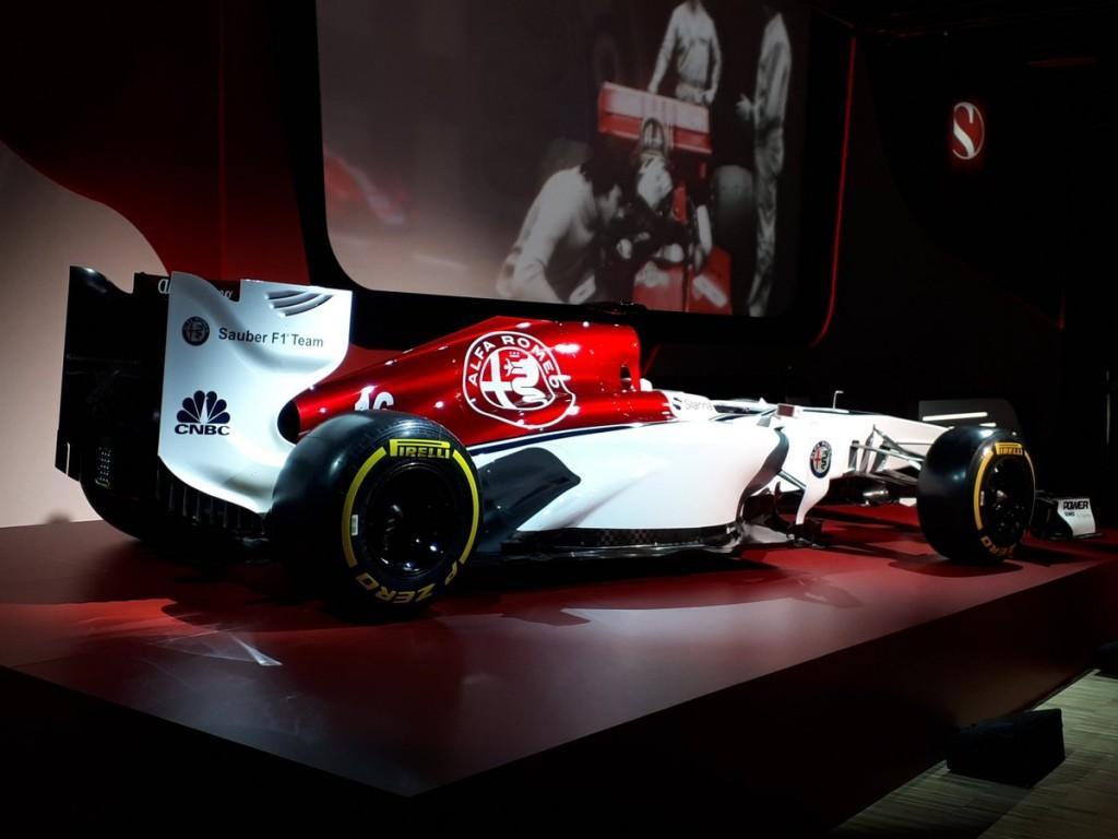 Alfa Romeo Sauber (2)