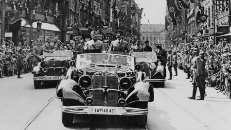 Mercedes-ul lui Hitler va fi scos la licitație