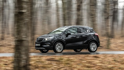 TEST OPEL MOKKA X 1.6 CDTI 136 CP INNOVATION