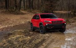 OFICIAL: Așa arată noul Jeep Cherokee