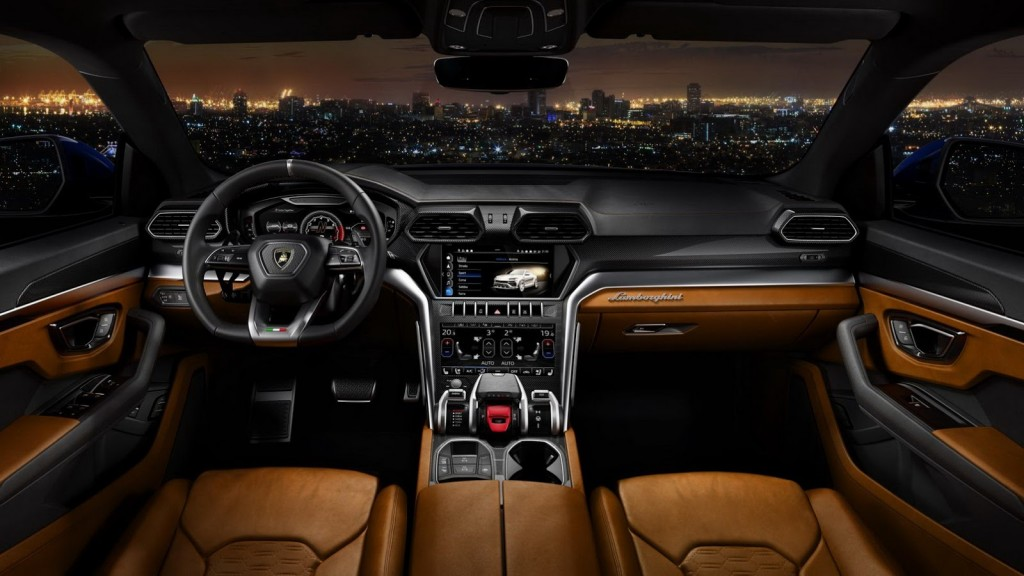 Lamborghini Urus (12)