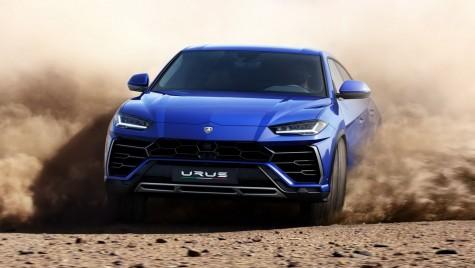Lamborghini Urus poate fi comandat în România! Aproximativ 20 de români l-au comandat deja