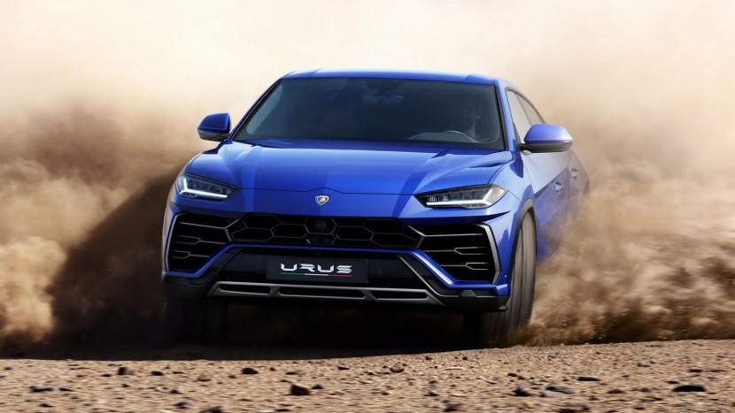 Lamborghini Urus (17)