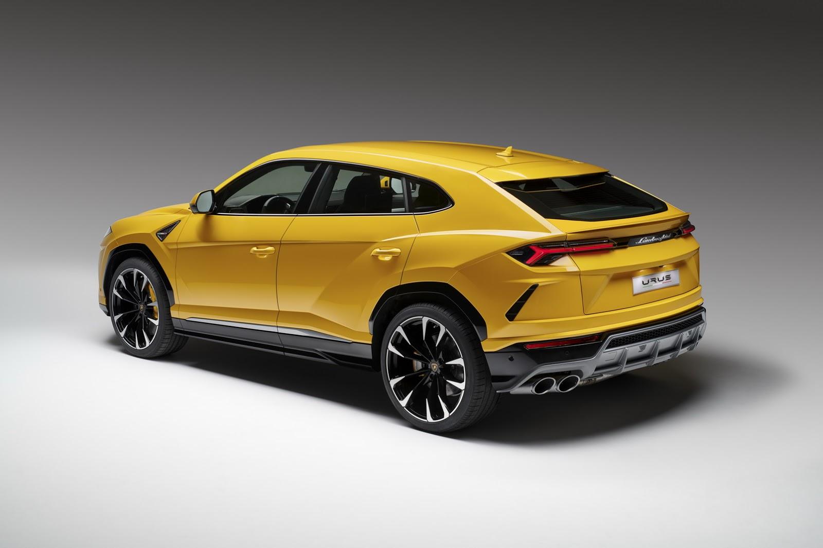Lamborghini Urus (4)