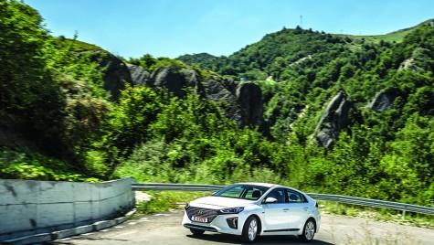 Drive test Hyundai Ioniq