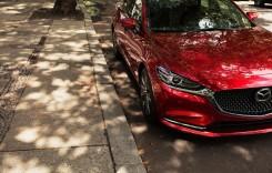 Mazda6 2018 a fost dezvăluită la Los Angeles