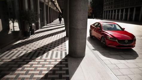 Mazda6 rămâne fără motorul diesel de 2.2 litri