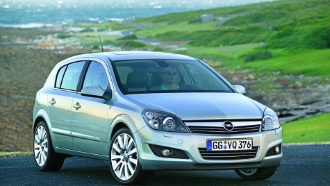 Second hand Opel Astra H