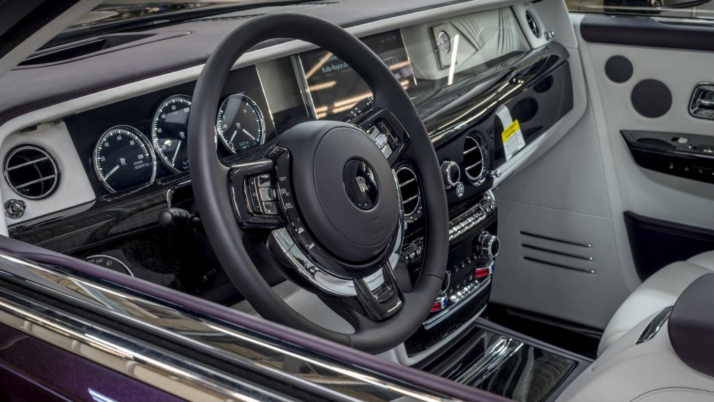 Rolls-Royce Phantom 2018 (6)