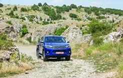 Drive test Toyota Hilux: Invincibilul