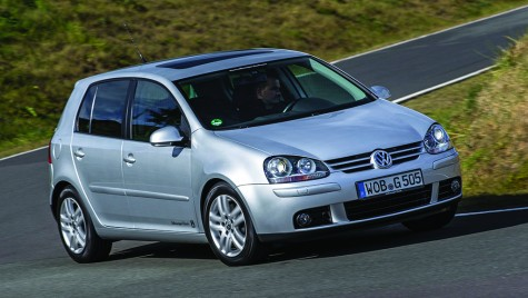 Second hand Volkswagen Golf V