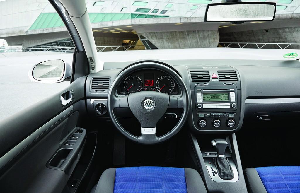 Volkswagen Golf ? f¸nfte Generation