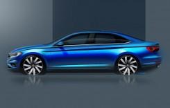 Primele imagini oficiale cu noua generație VW Jetta (update)