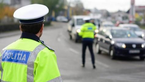 Amenzile nu mai pot fi plătite pe loc poliţistului care le aplică