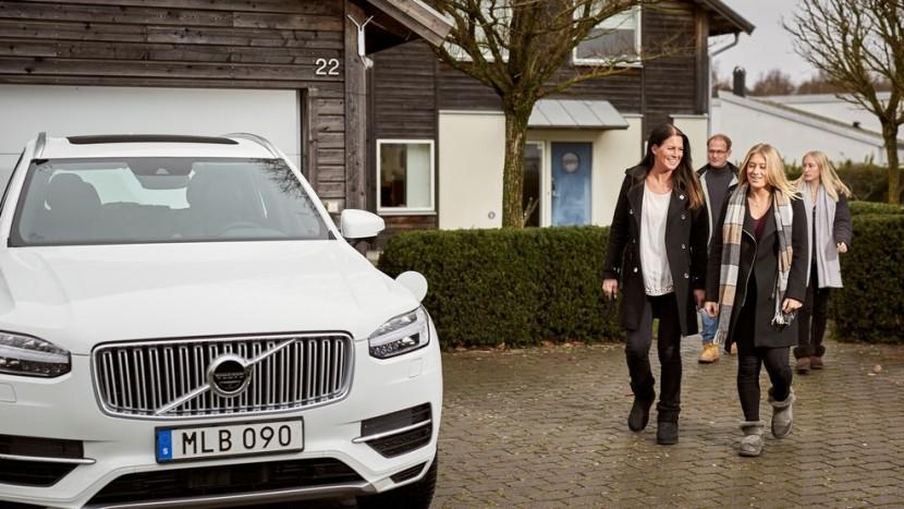 Volvo mașini autonome