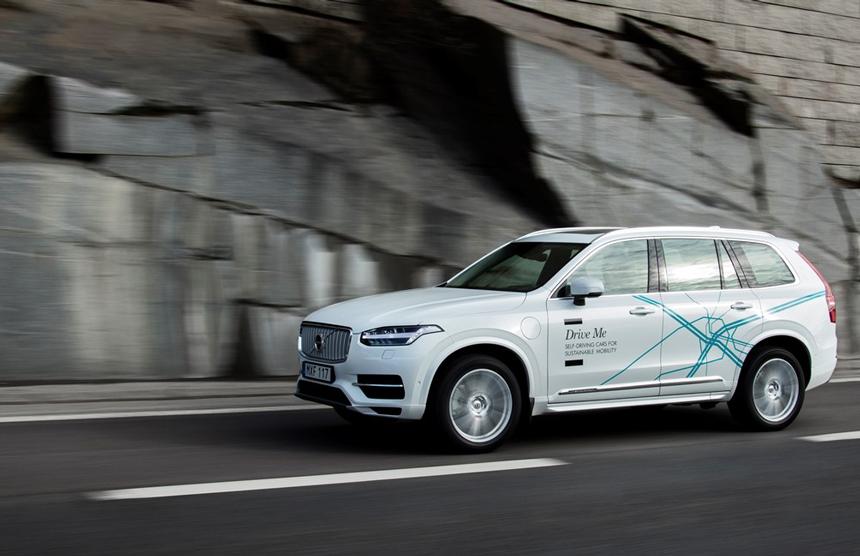 Volvo mașini autonome (6)