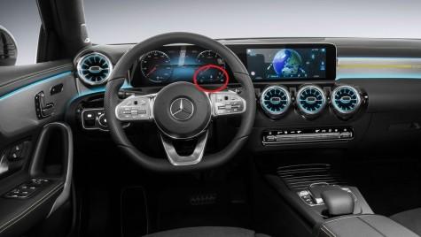 Noul Mercedes-Benz A-Class hibrid: Autonomie electrică de 50 km
