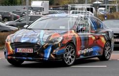 Cum arată noul Ford Focus sedan: Imagini în premieră