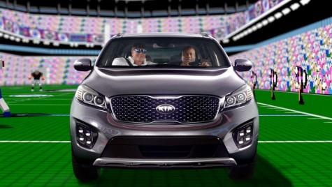 Kia e primul producător auto care își anunță prezența la Super Bowl