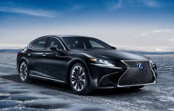 Noul Lexus LS 500h: Lux hibrid în straie japoneze