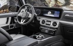Noul Mercedes-Benz G-Class debutează la Detroit – imagini oficiale