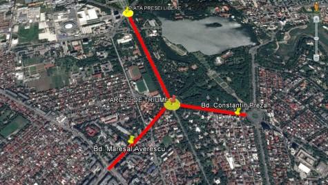 Funeralii Regele Mihai: Restricții de circulație în Capitală