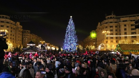 Targul de Craciun: Restricții de trafic în centrul Bucureștiului