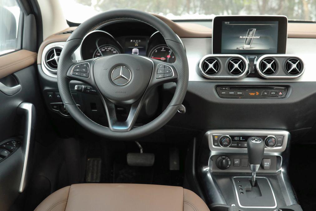 test Mercedes X-Class (14)