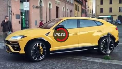 Video: Cum sună motorul SUV-ului extrem Lamborghini Urus