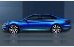 Prima imagine oficială cu noua generație VW Jetta