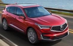 LIVE de la Detroit: Acura RDX – SUV-ul de lux restilizat