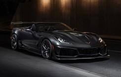 Primul exemplar Corvette ZR1 2019 a fost vândut cu 925.000 de dolari