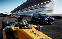 The Clio R.S.18: spiritul motorsportului