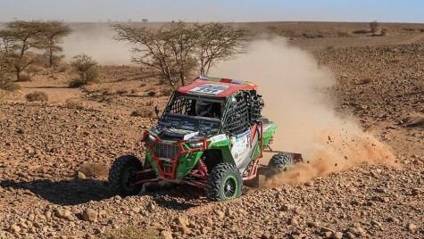 Africa Eco Race: Ziua cea mai lungă