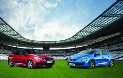 Proiecte secrete: Renault Clio vs Peugeot 208