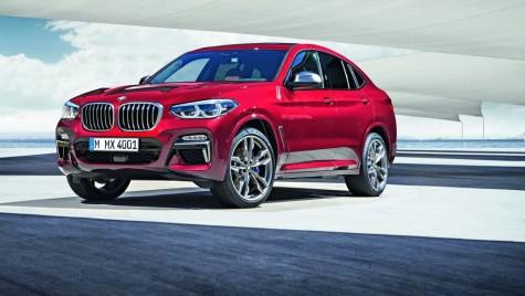 Proiecte secrete: BMW X4
